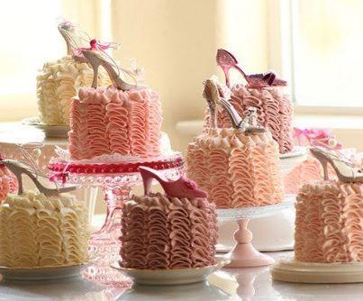 Des gâteaux
