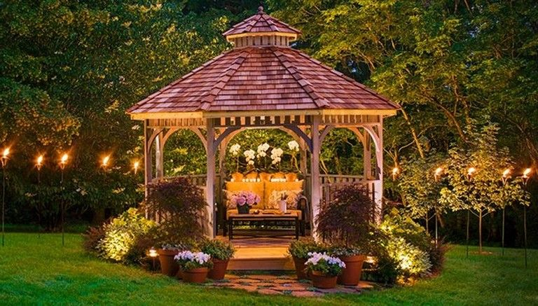 39 Nice Diy Backyard Gazebo Design Decoration Ideas Page 7 Of