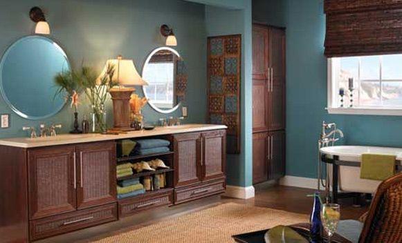 Bathroom Remodel By Craftsmen Home Improvement Cincinnati With Images Tropical Bathroom Home Home Decor