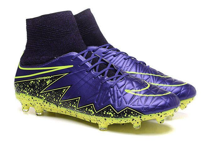 d5e2541b7d1e Nike Hypervenom Phelon II TF 2018 Word Cup Soccer Shoes lime yellow White  blue | Lebron Shoes Basketball Sneakers | Soccer shoes, Shoes, Basketball  sneakers
