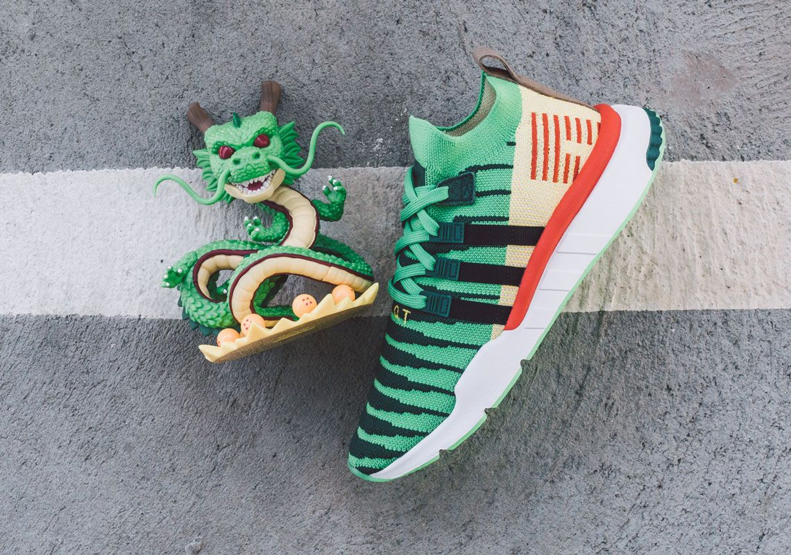 adidas Dragon Ball Z Complete Collection Revealed | Shoes