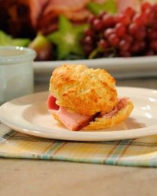 """This mouthwatering buttermilk biscuit recipe comes from """"Martha Stewart's Baking Handbook."""""""