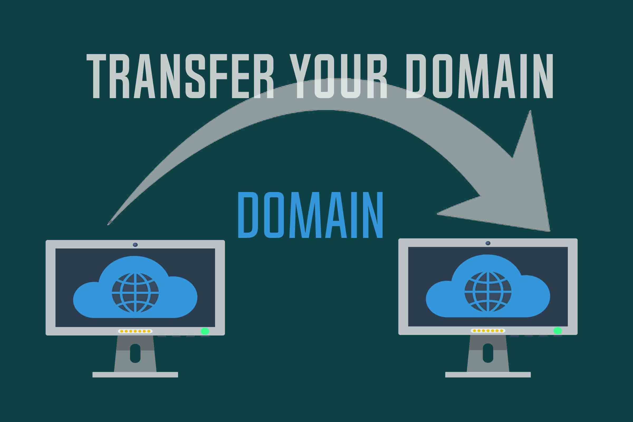 If you are planning to transfer your domain name to new