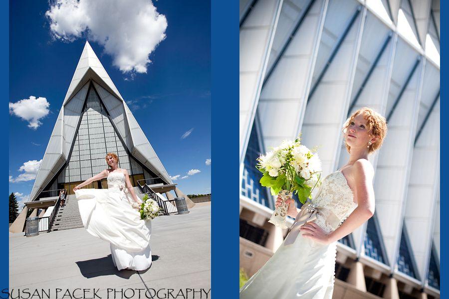 Air Force Academy Wedding!
