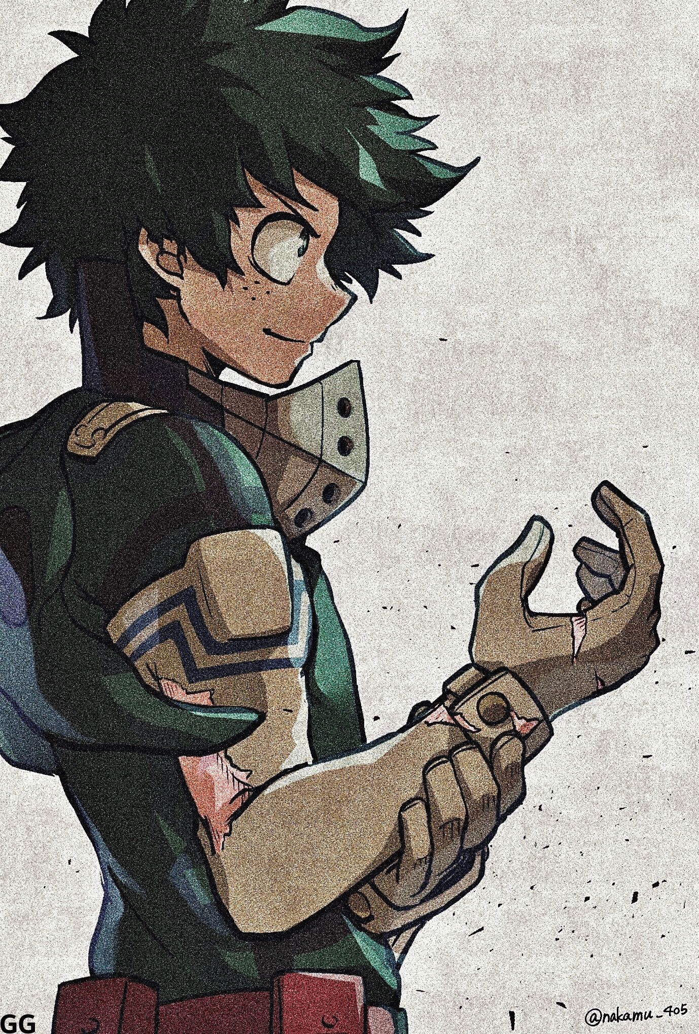 Deku My Hero Academia Wallpaper Chromebook Anime Wallpapers