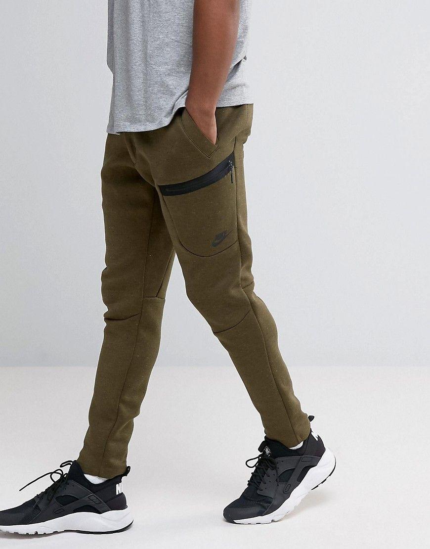 2e26b1f3dceb Nike Tech Fleece Slim Trousers