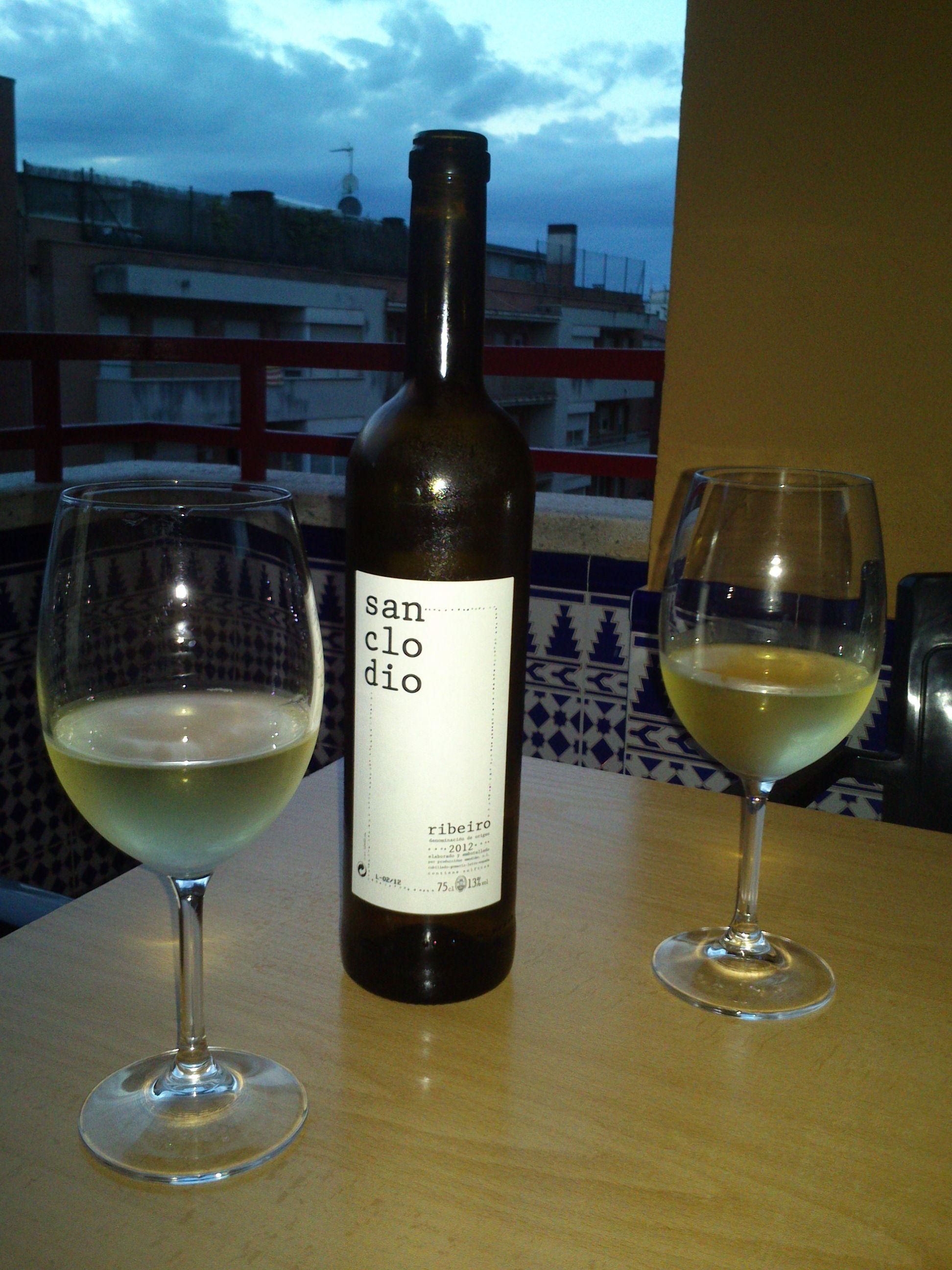 Sanclodio 2012 Vinos Cosecha Vino