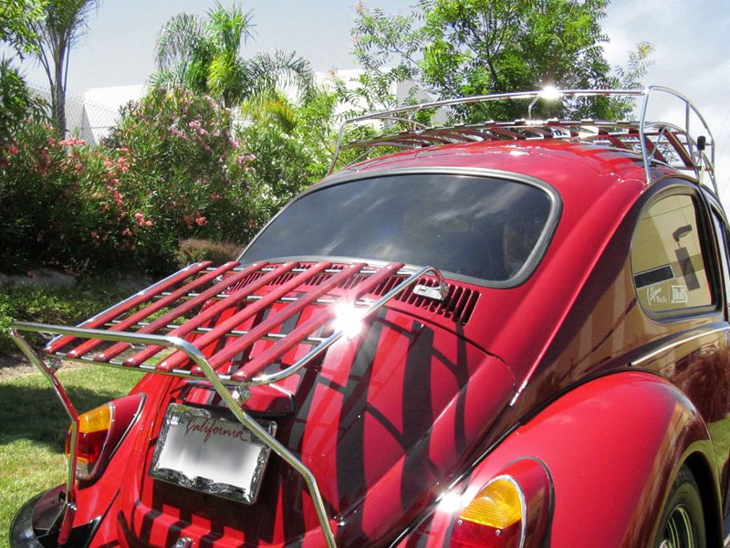 Vw Beetle Roof Rack By D W Concepts Vw Beetles Roof Rack Beetle