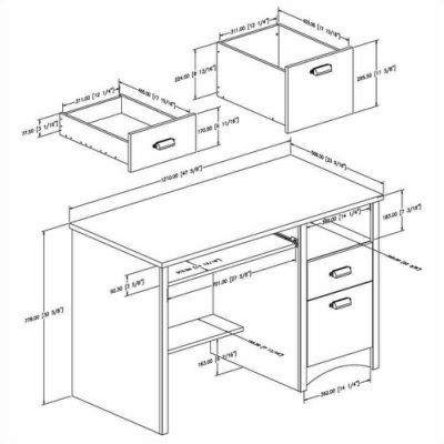 Computer Table Desk Ergonomic Dimensions Yahoo India Search Results Desk With Keyboard Tray Office Table Desk Dimensions