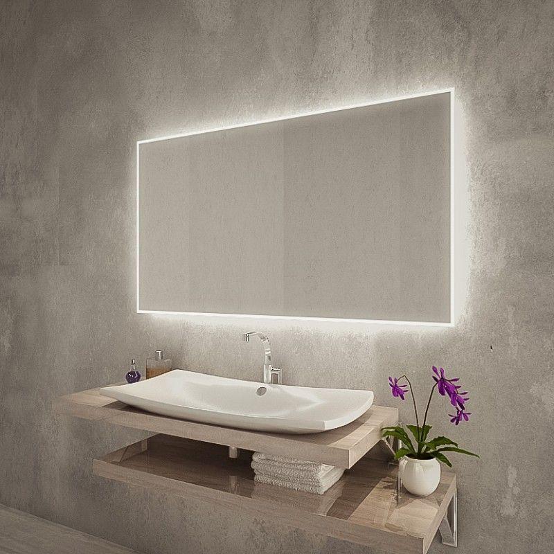 Badezimmerspiegel Nach Mass Kaufen Bolnuevo In 2020 Badezimmerspiegel Badspiegel Badspiegel Led