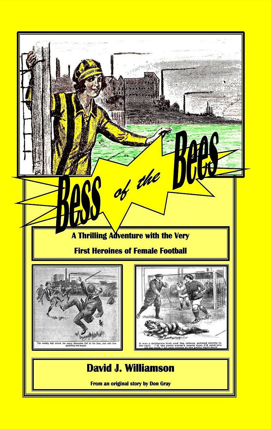 Great original women's soccer adventure from 1922 available from amazon and kindle