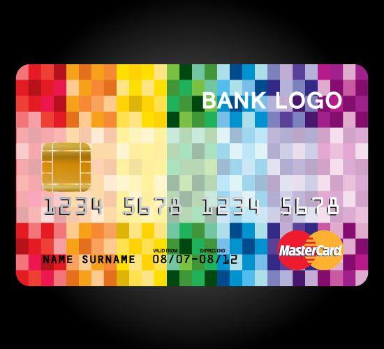 Afficher l | Cards | Pinterest | Credit card design