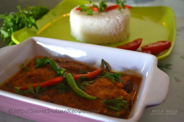 Photo of bengali food recipes pinterest bengali food fish and original indian recipes by home makers mothers grandmothers indian food lovers katla kalia katla fish in bengali style forumfinder Image collections
