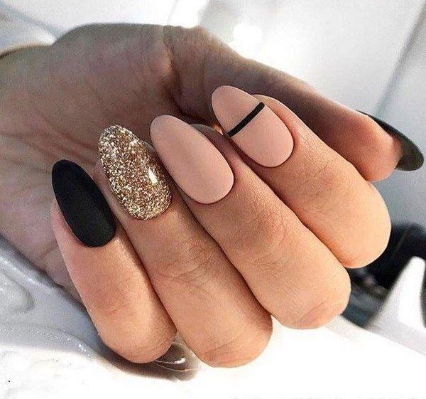 Ногти Рисунок Карандашом