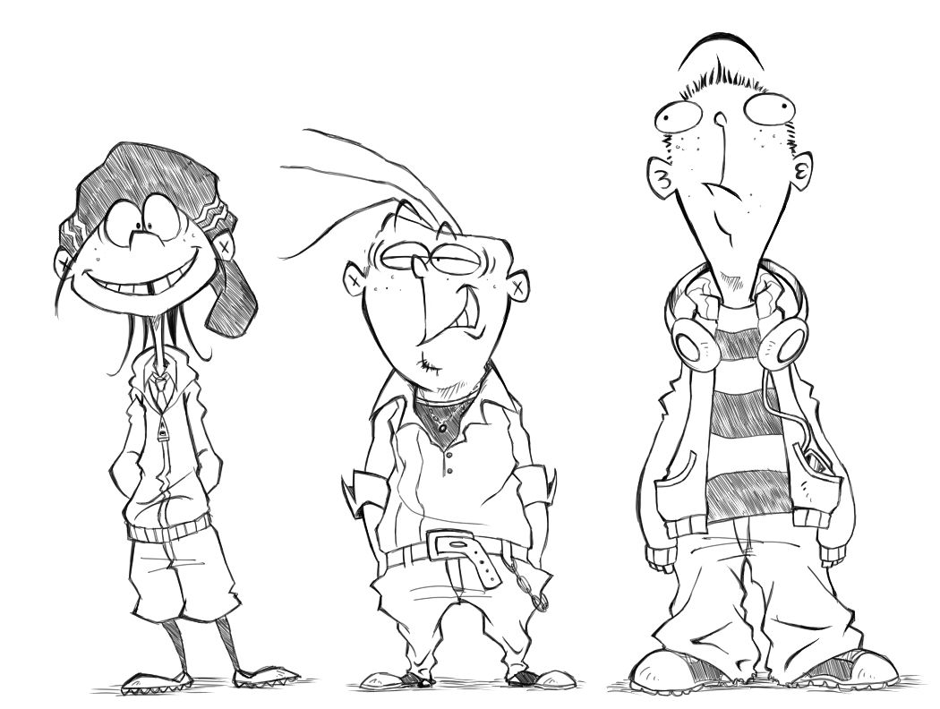 Ed, Edd n\' Eddy - Ed, Edd/Double D & Eddy - Fanart (by sabu0103 on ...