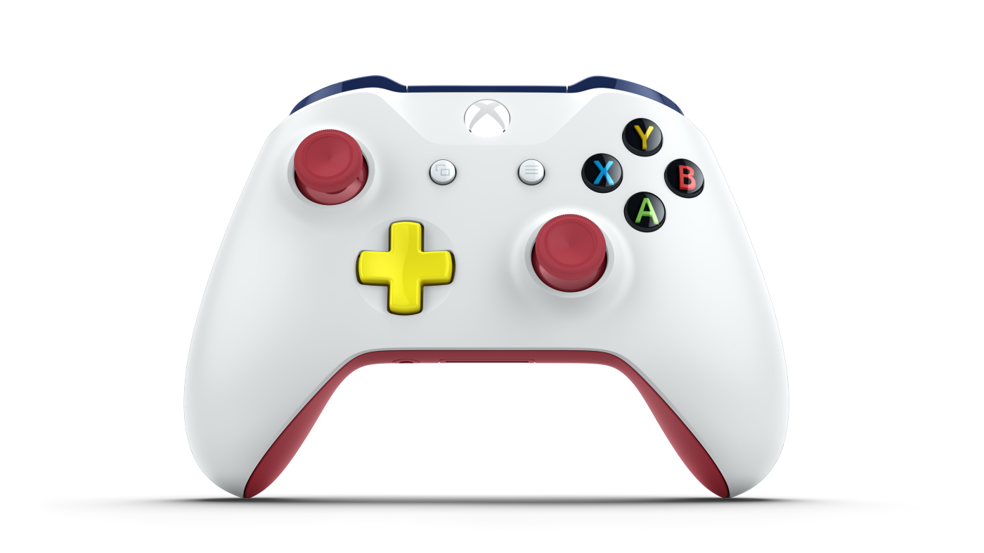 I designed an Xbox Wireless Controller with Xbox Design Lab