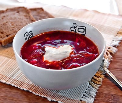 From September 14 To September 21 We Will Have National Cuisine Week In Russian Team On Etsy For The Week I D Like To Share Uk Borscht Recipe Recipes Food