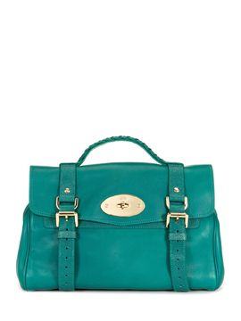 Gilt의 Designer Accessories: Up to 80% Off 세일 중 Alexa  Lizard Embossed Leather Accent Small Satchel