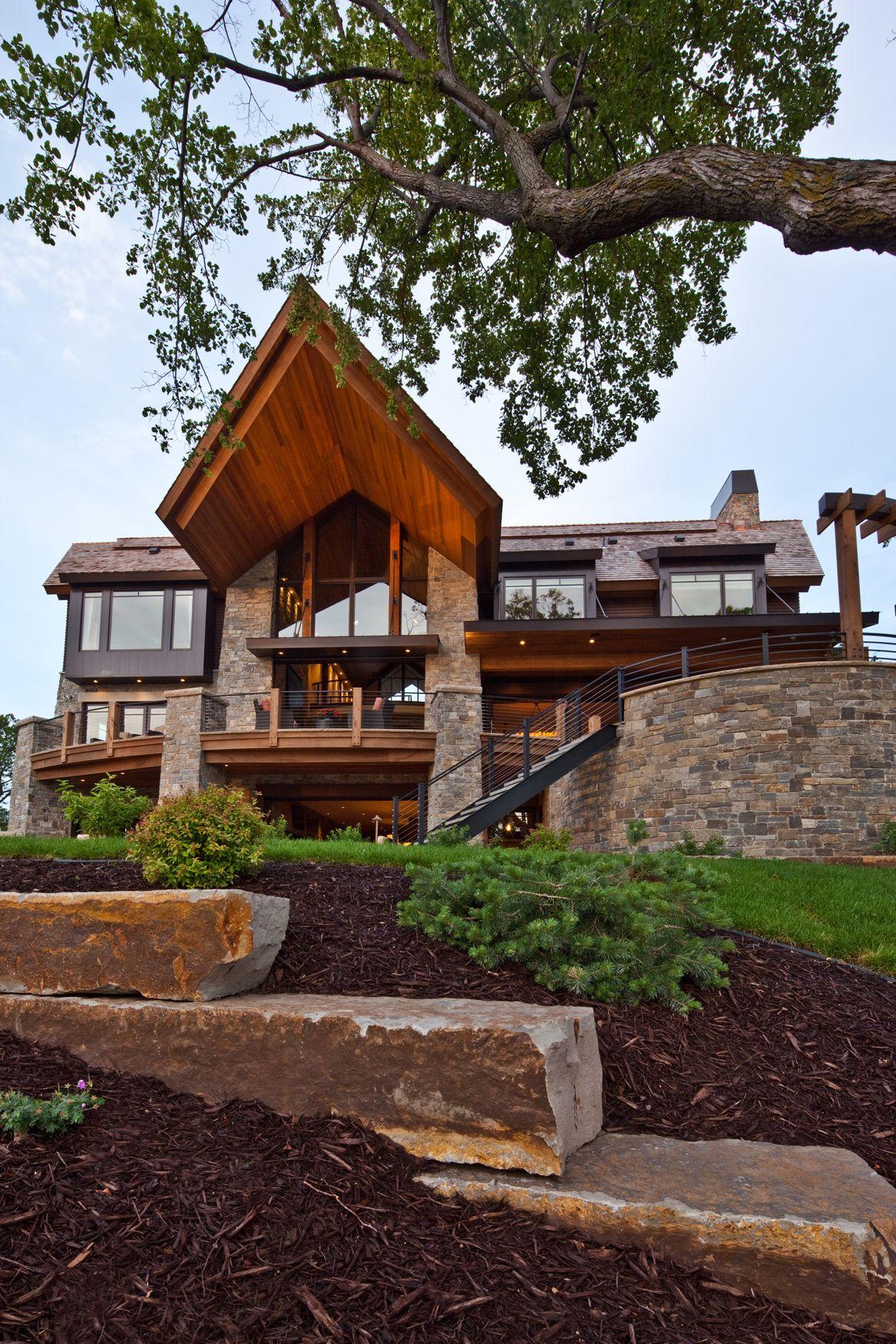 Mountain Modern Exterior Eskuche Design Www Eskuche Com Mountain Home Exterior House Exterior Prairie Style Houses