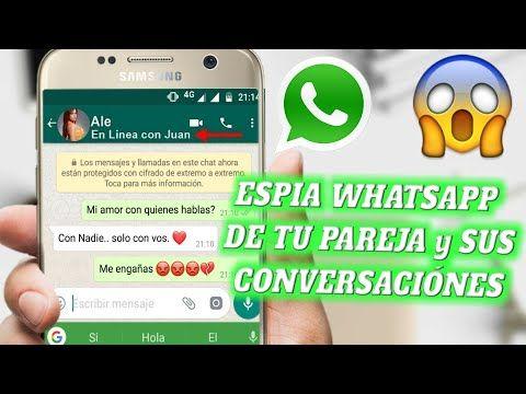 ESPIAR WhatsApp De Tu Pareja Solo con El Número (Nuevo