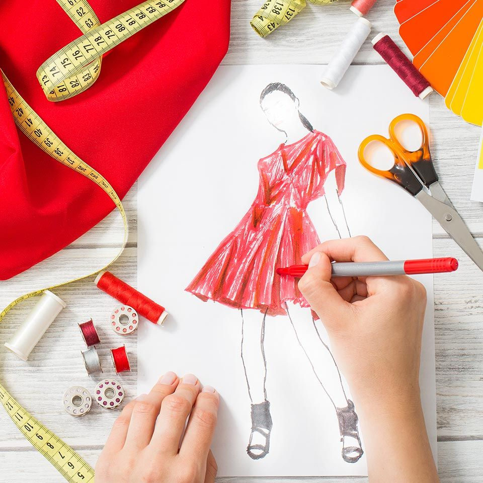 Fashion Design And Dressmaking Diploma Course Centre Of Excellence Become A Fashion Designer Fashion Design Classes Fashion Design