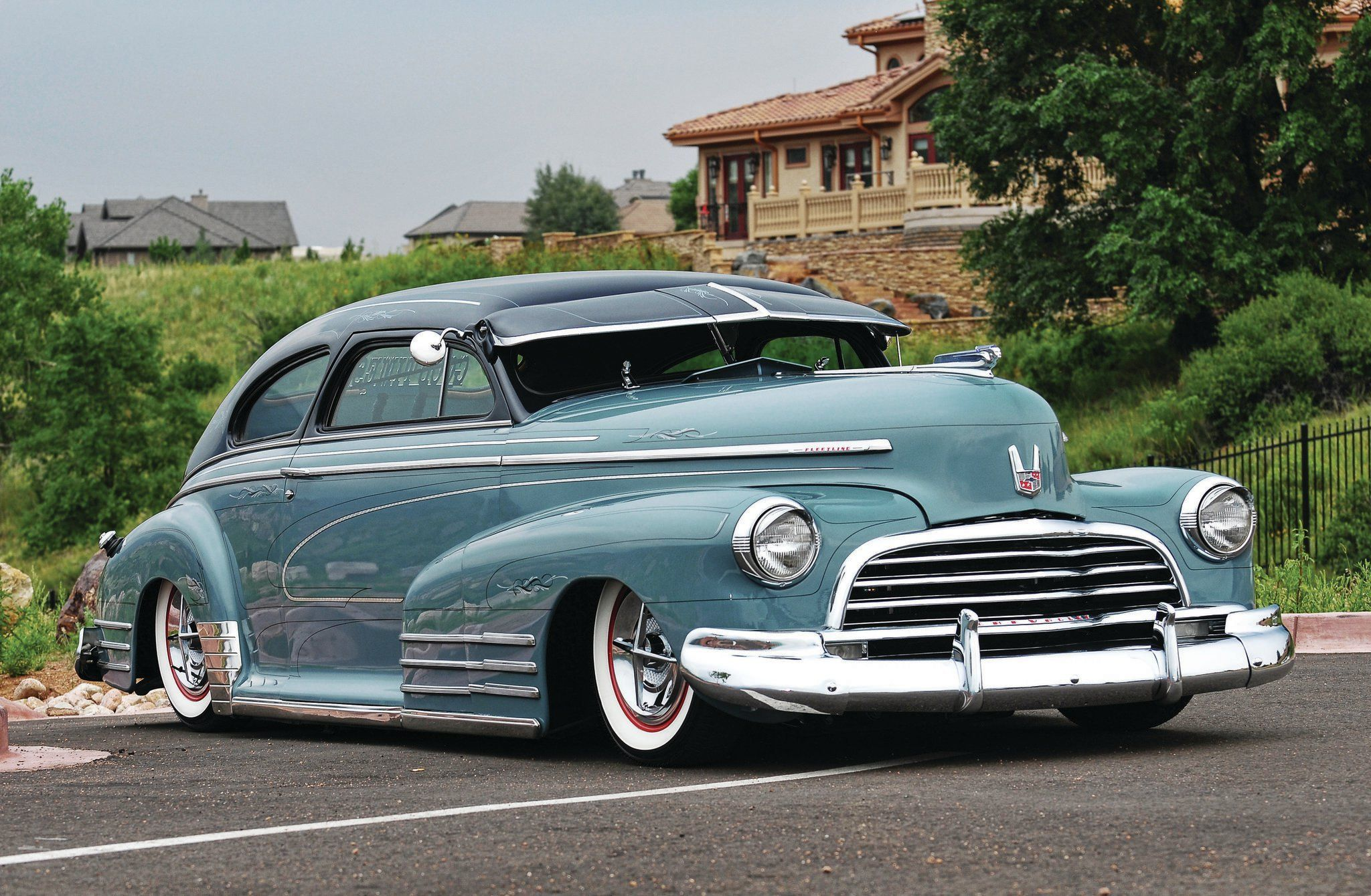 1946 Chevrolet Fleetline Let The Good Times Roll Bilar