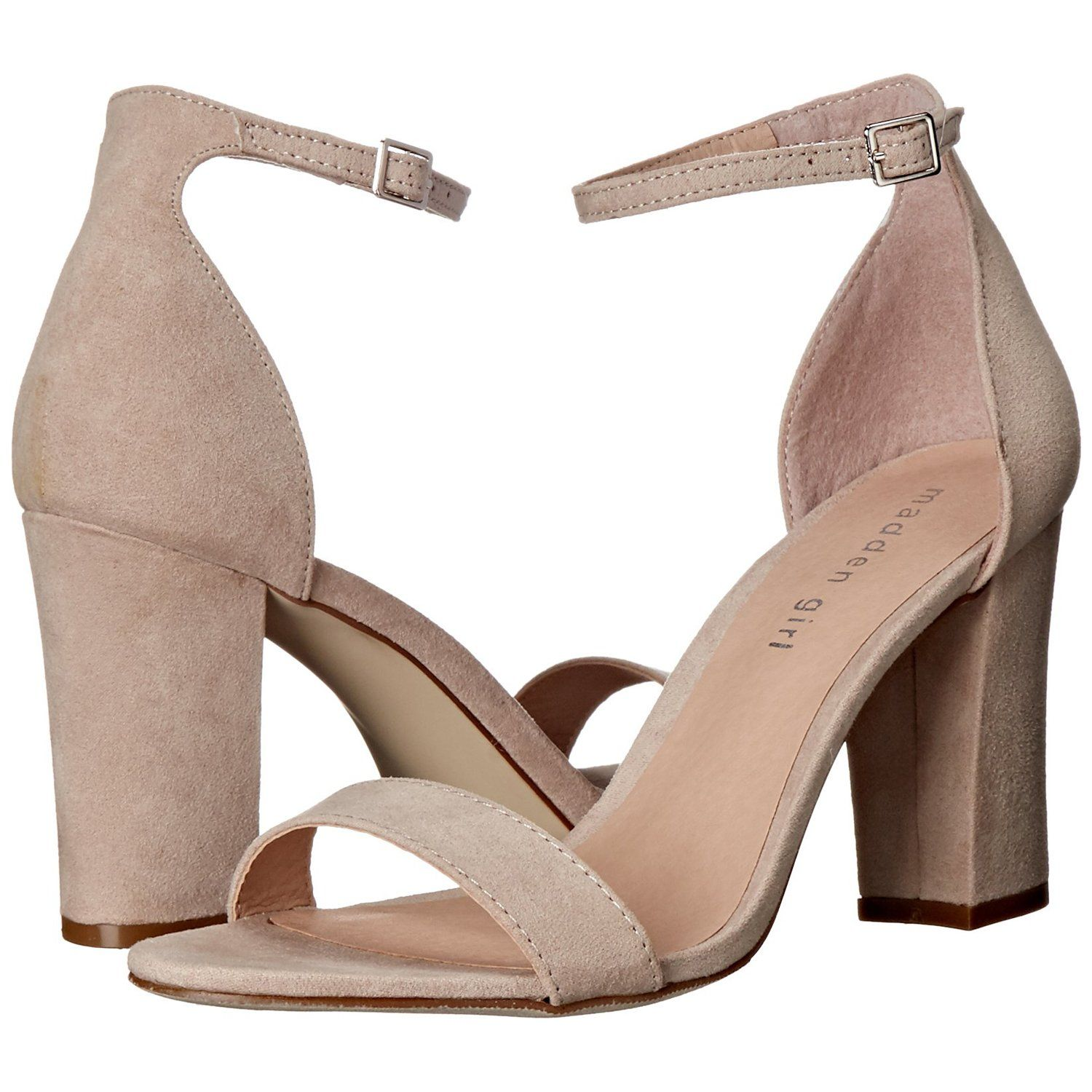 Madden Girl BEELLA - High heeled sandals - blush Whsq8uPfZk