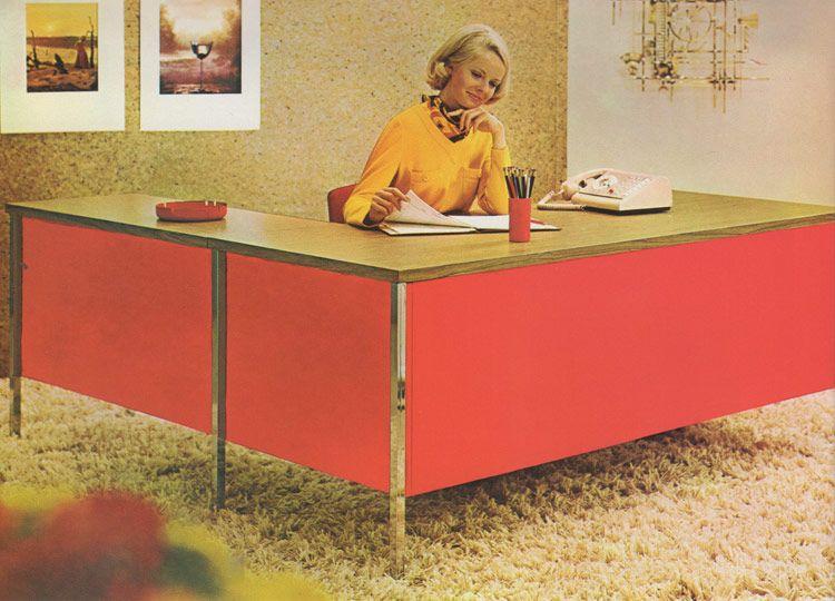 Office Desk Units