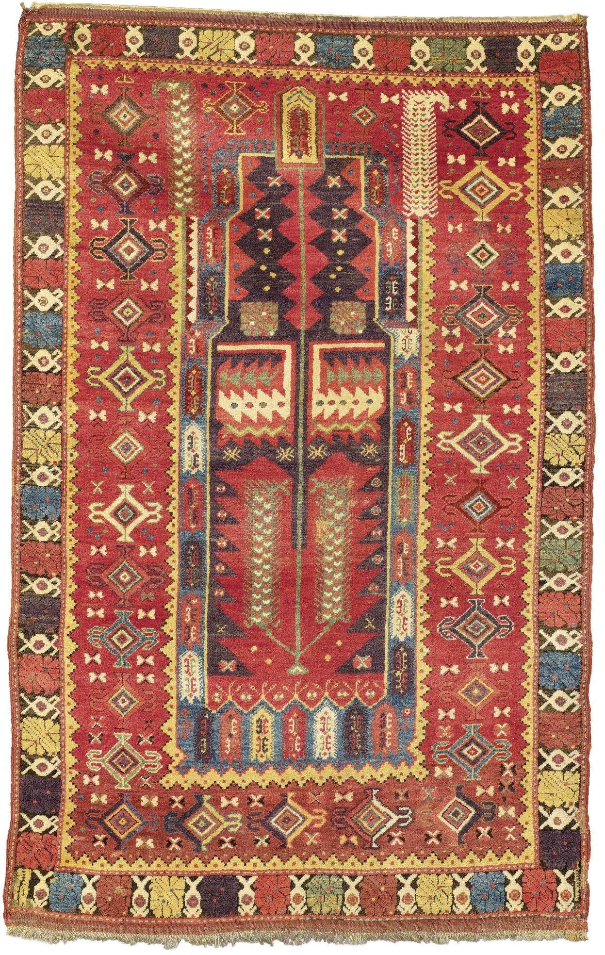 Turkish Melas Rug Turkish Rug Animal Rug Rugs
