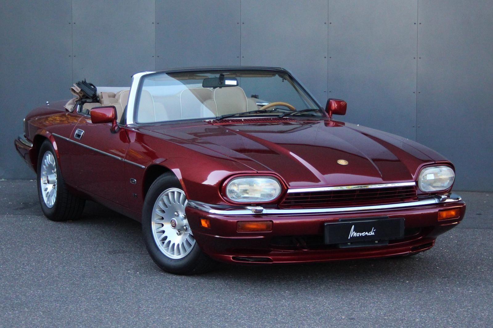 1995 Jaguar XJS V12 6.0 Convertible Classic Driver
