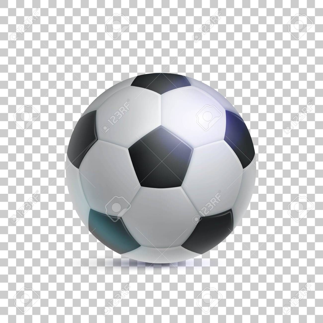 Classic Soccer Ball Realistic Transparent Background Affiliate Ball Soccer Classic Background Transpar In 2020 Transparent Background Soccer Ball Soccer