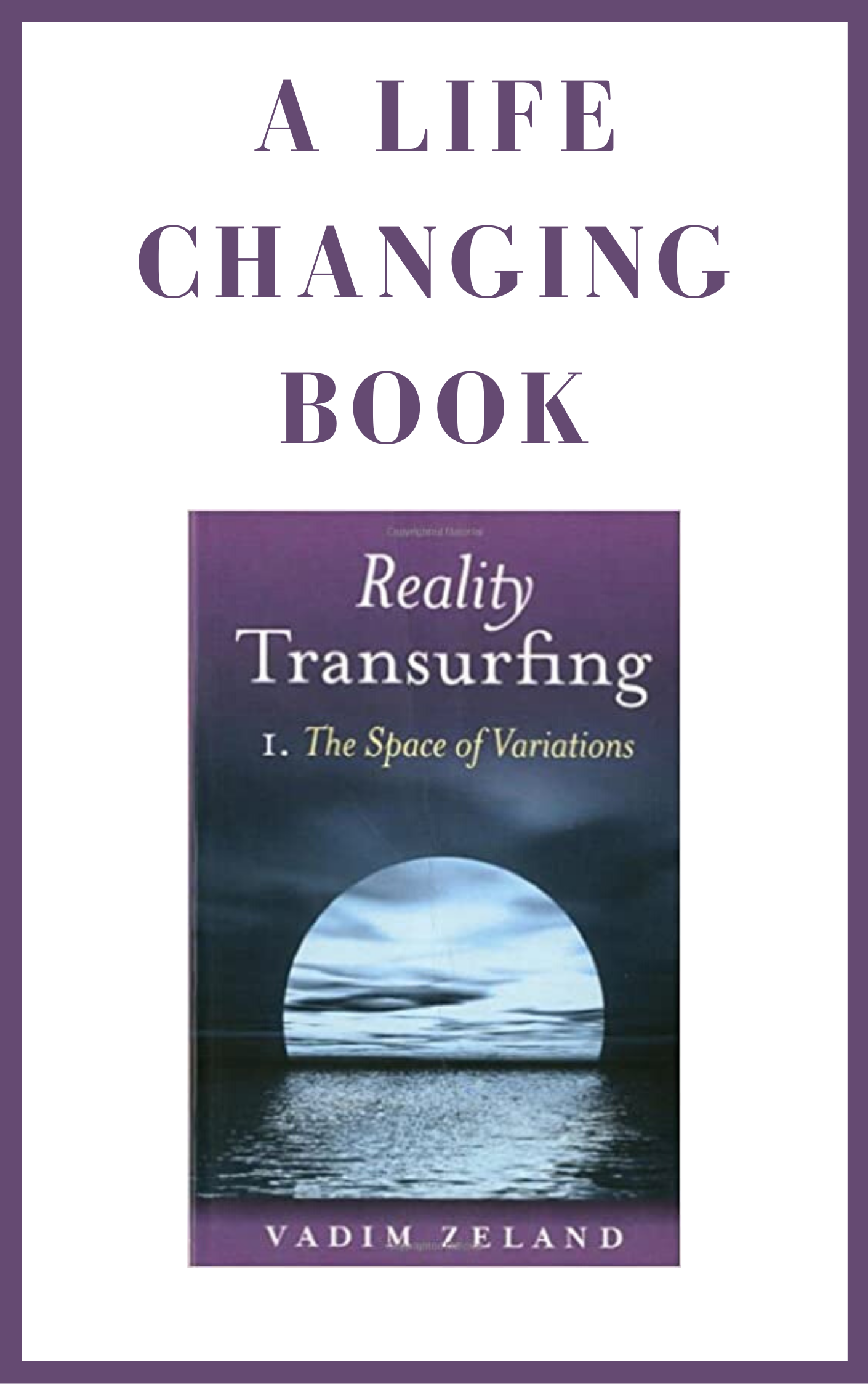 The first volume of Reality Transurfing, the top non-fiction bestellers in the world in 2005 and 2006. It describes a new way of looking at reality, indeed of creating it.  #book #books #lifechanging #selfdevelopment #vadimzeland #transurfing #thespaceofvibration #bestbooks2020 #books #bookstoread #lifechangingbooks #TBR #toberead #happinessbestself-helpbooks #selfdevelopmentbookspdf #bestselfimprovementbooksofalltime