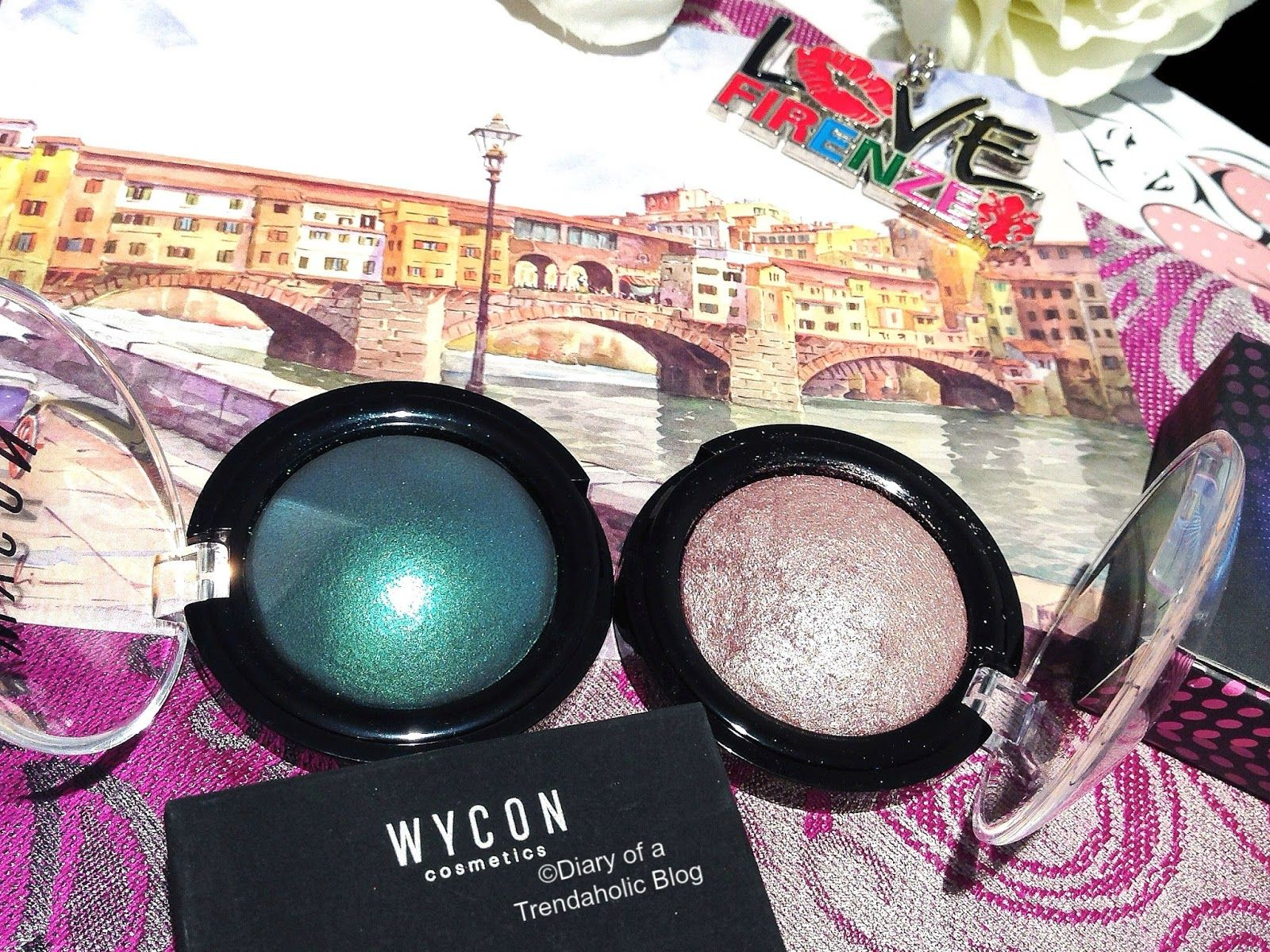 Wycon Cosmetics Review Italian Makeup Haul Italian