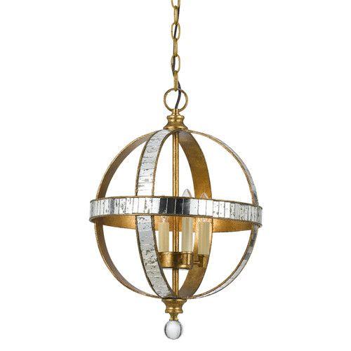 Found it at Wayfair.ca - Passe 4 Light Globe Pendant
