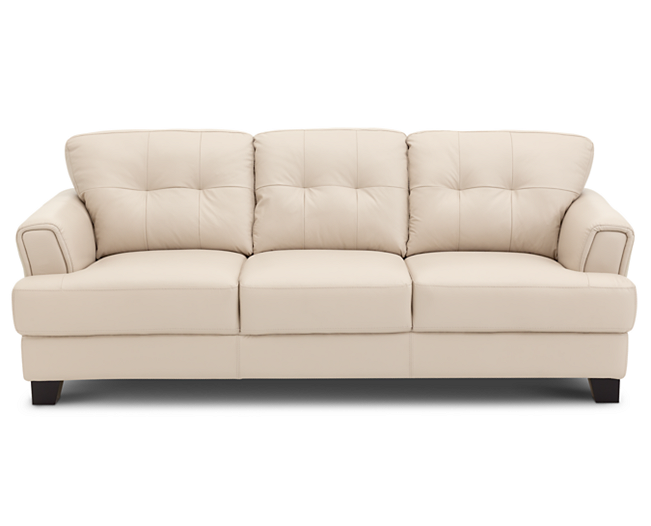 furniture row couches. buy the telera modern leather sofa - furniture row couches