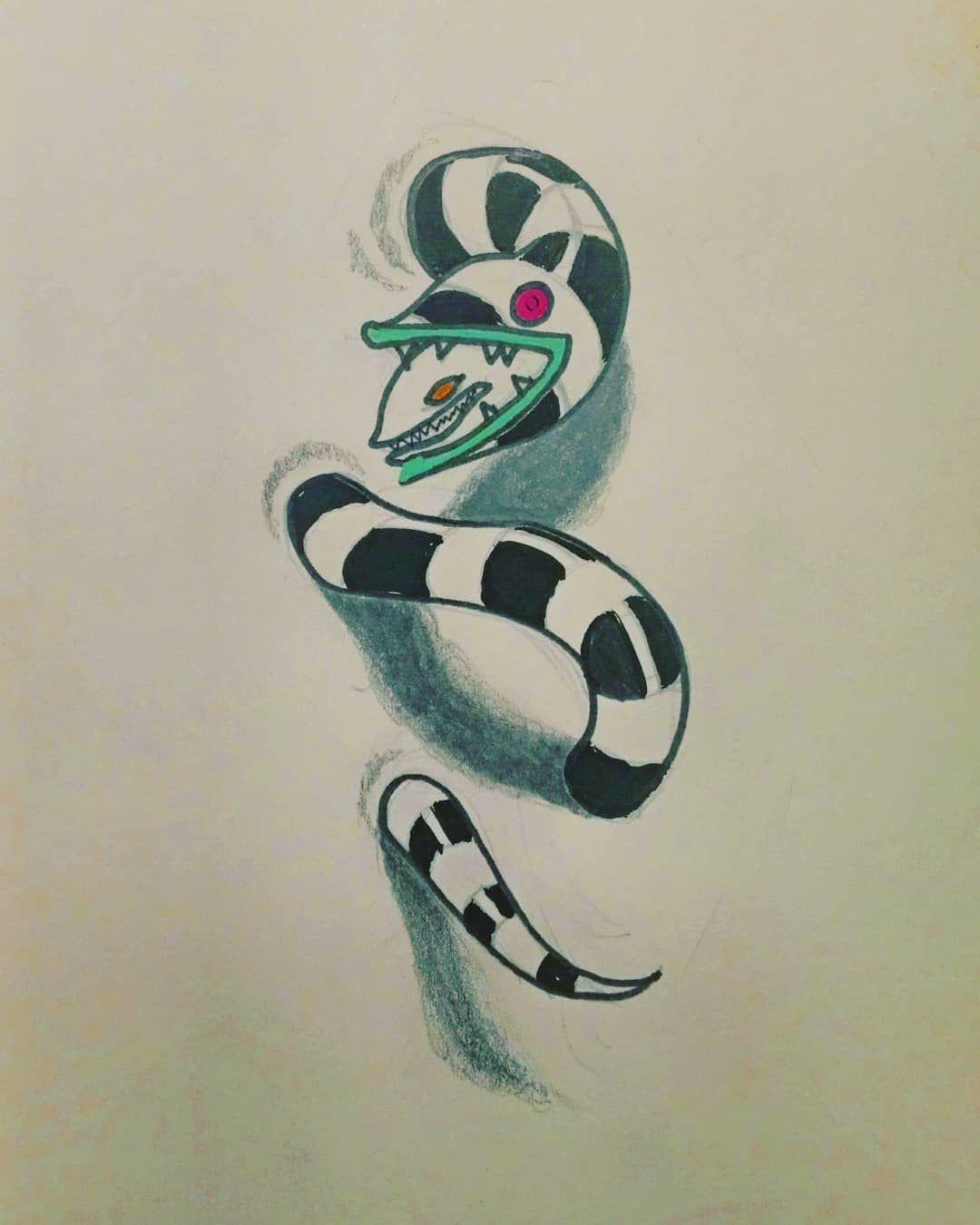 Pin By Kayla Chudzik Holt On Art Beetlejuice Tattoo Tim Burton Art Tim Burton Tattoo