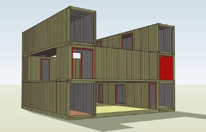 How to Build Amazing Shipping Container Homes