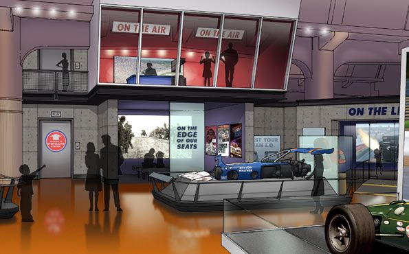 Exhibition Stand Design Sketchup : West office exhibition design henry ford museum