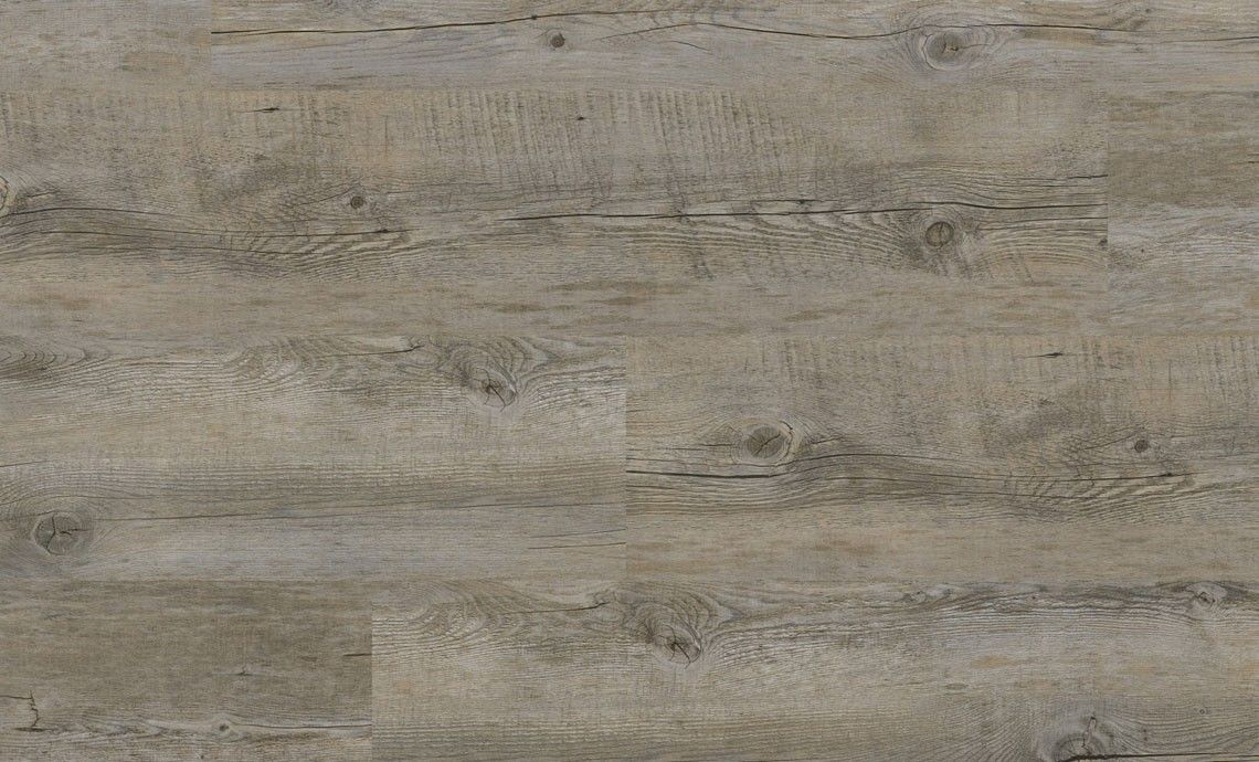 Home plus fix grey pecan pvc click laminaat vloer