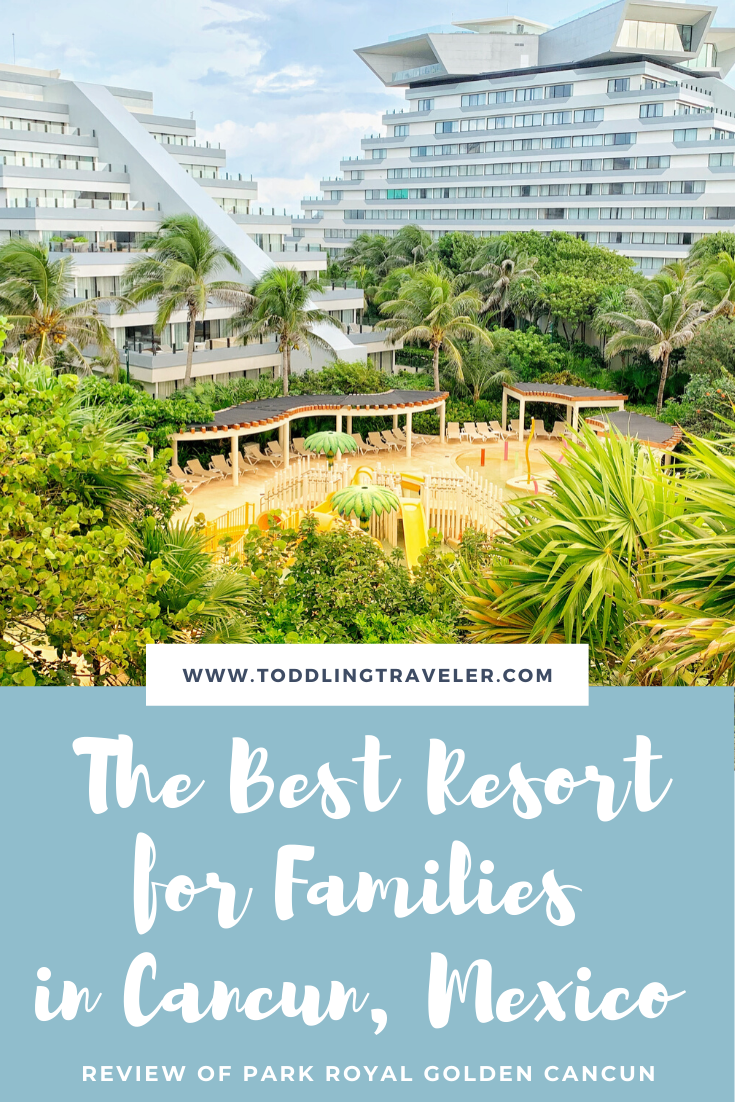The Best Resort For Families In Cancun Mexico Family Friendly Resorts Mexico Travel Cancun Resorts