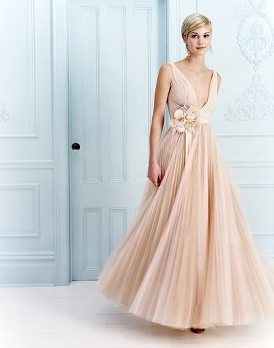 Love this blush colored wedding dress wedding pinterest love this blush colored wedding dress junglespirit Images