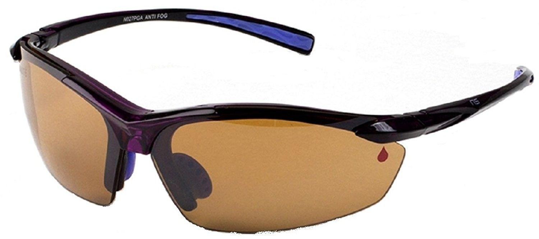 The Airtop Lightweight AntiFog Sunglasses Purple