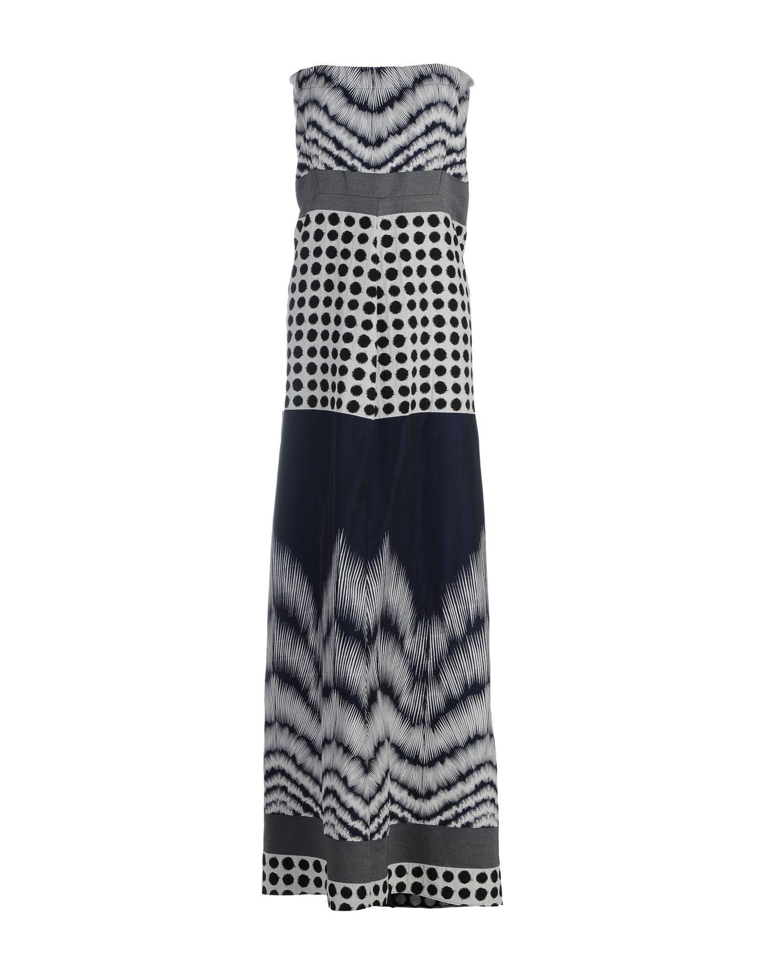 Zero + Maria Cornejo Long Dress - Women Zero + Maria Cornejo Long Dresses online on YOOX United States