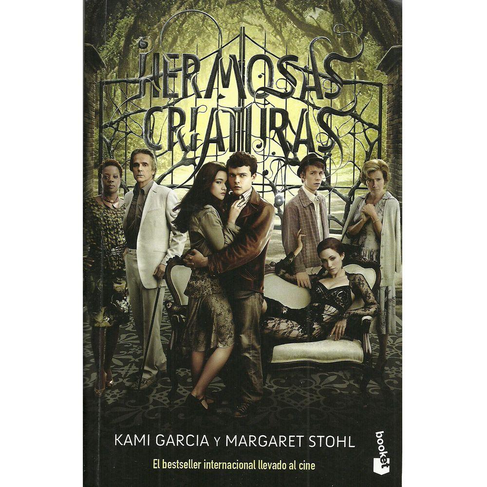Libro Hermosas Criaturas Kami Garcia Y Margaret Sthol Grupo Planeta Http Www Librosyeditore Criaturas Hermosas Portadas De Peliculas Hermosa Oscuridad