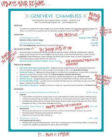 Revamping Your Resume Redoing Stylish