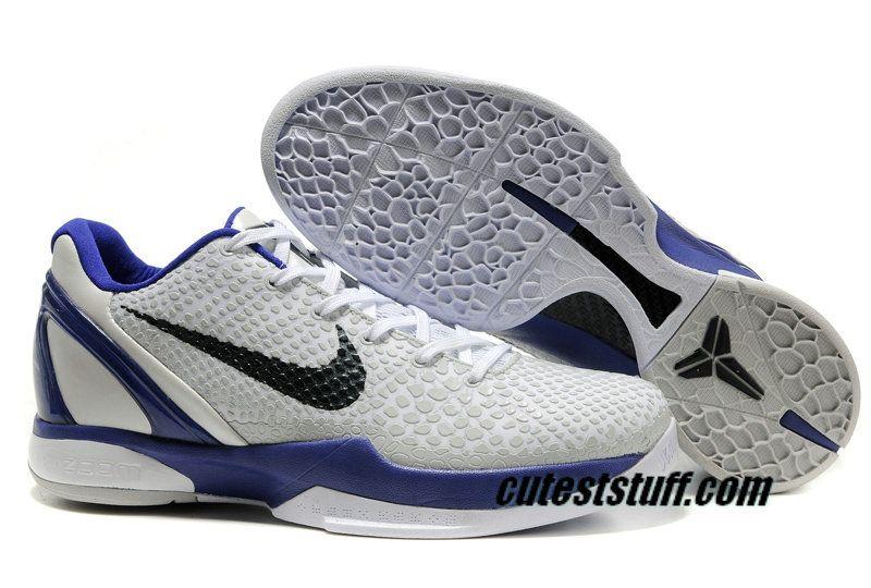 Nike Zoom Kobe 6 Shoes White Neutral