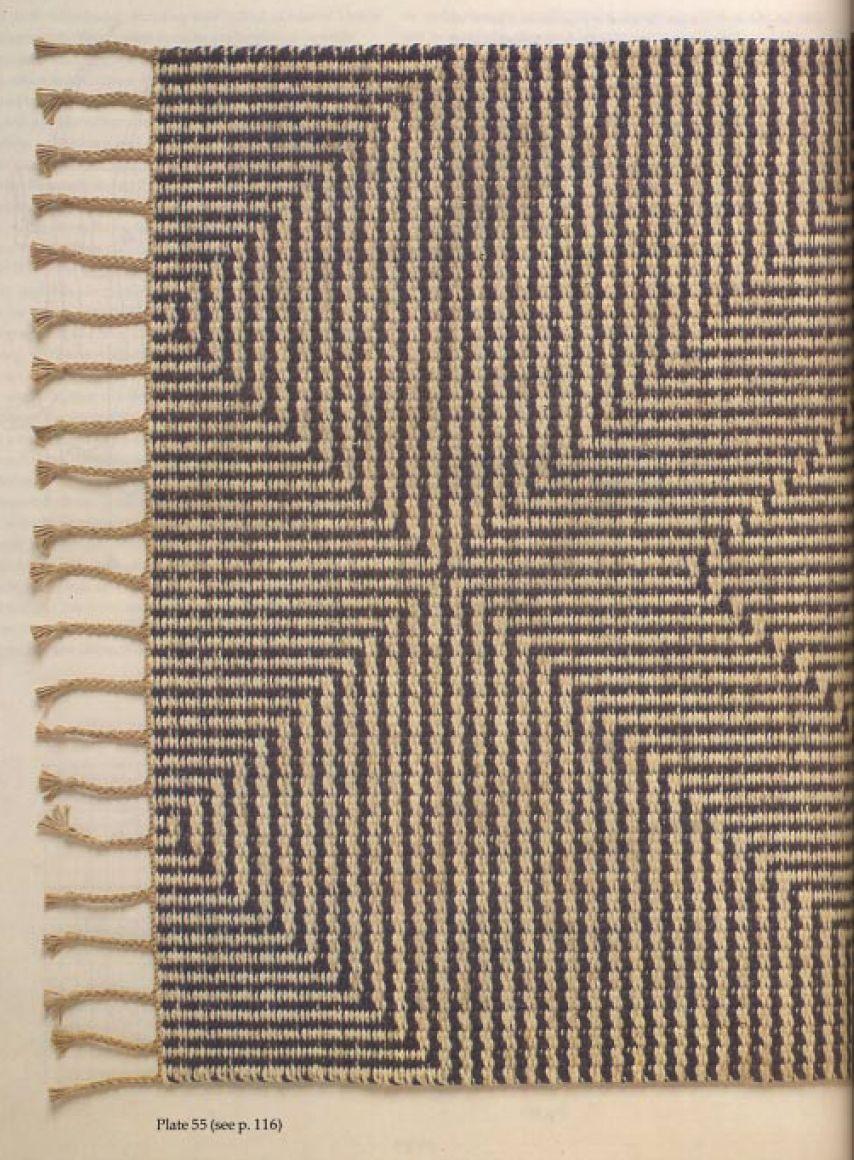 Peter Collingwood Text Animal Print Rug Printed Rugs Weaving