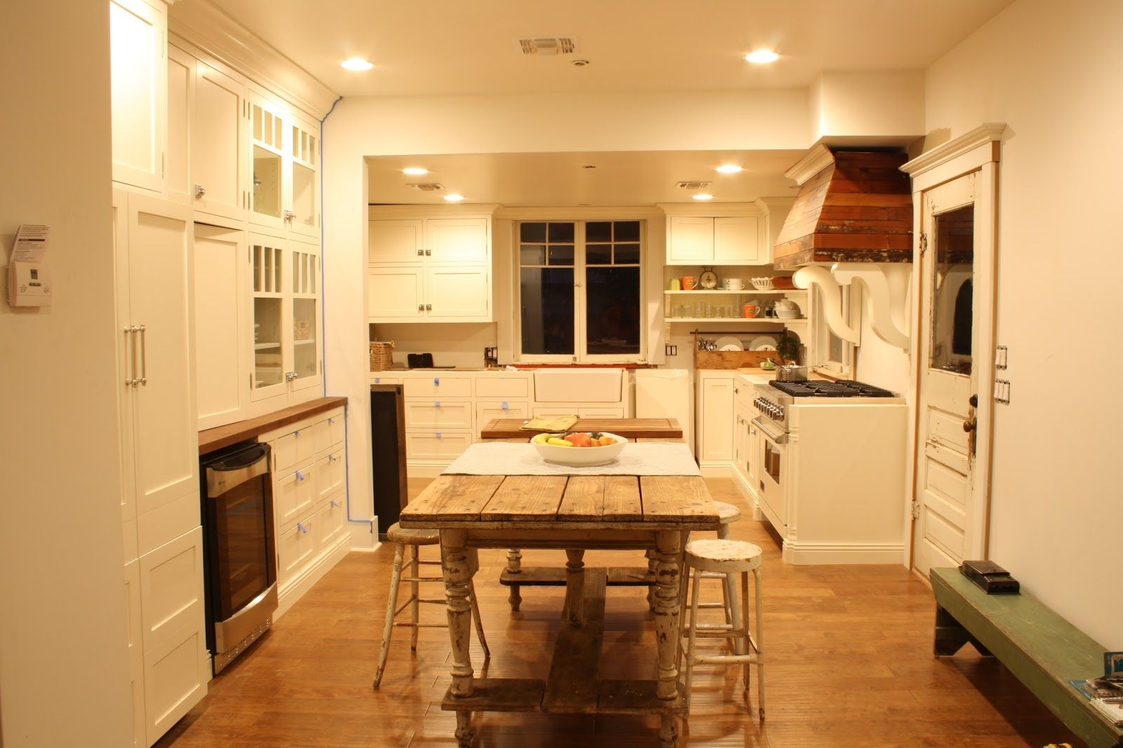 TUESDAYS WITH DORIE Cottage kitchens, Sherwin williams