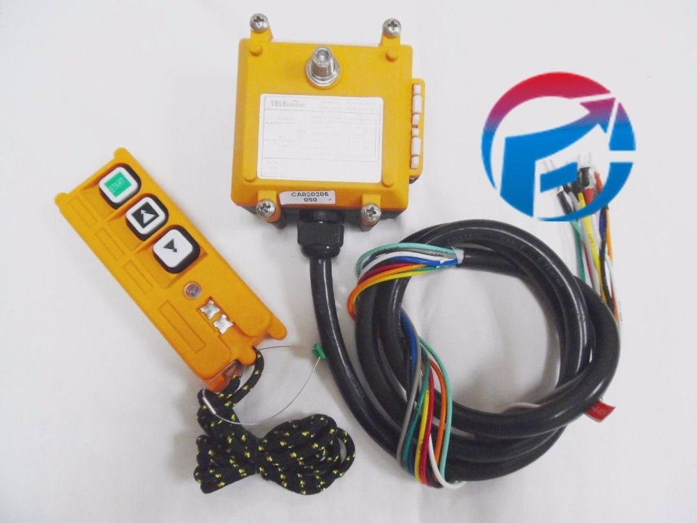 F21-2D Hoist Crane Wireless Remote Control Switch Double speed