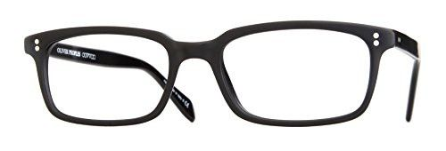 153b8f28fb Oliver Peoples Denison Ov5102 Size 51 Matte Black Color 1031 ...